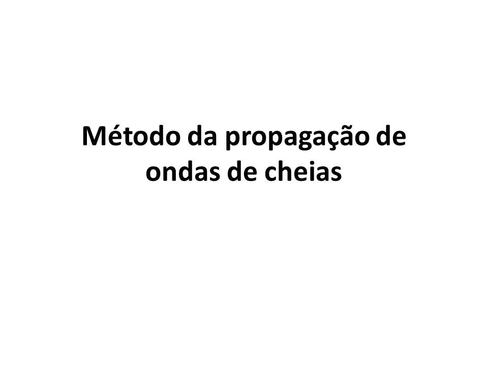 O DAEE São Paulo adota os seguintes métodos conforme a área de drenagem (AD): Método Racional ( AD 2km 2 ) Método I-PAI-WU ( 2<AD 200 km 2 ) Método do prof.