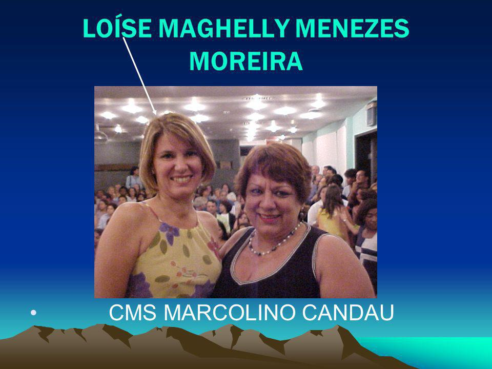 LOÍSE MAGHELLY MENEZES MOREIRA CMS MARCOLINO CANDAU