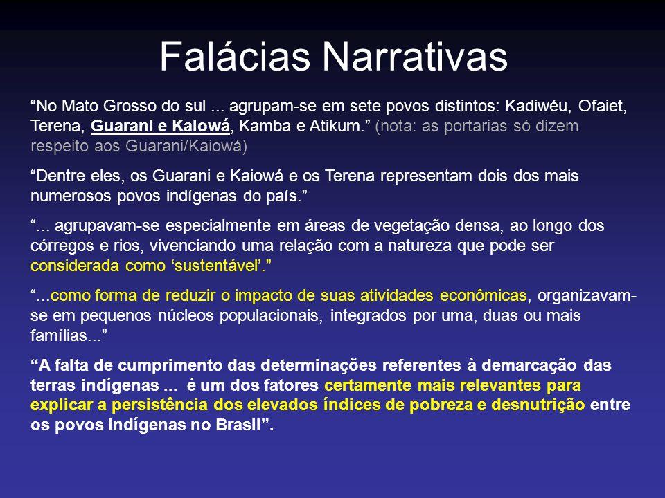 Os Guarani...aproximadamente 200 mil pessoas,...