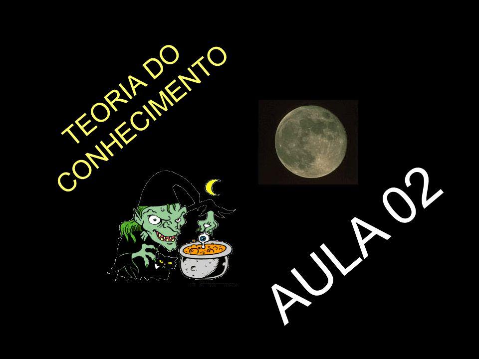 TEORIA DO CONHECIMENTO AULA 02