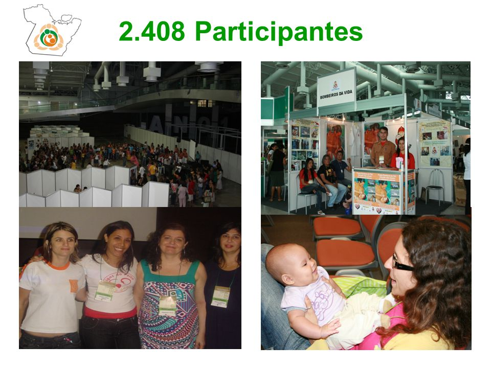 2.408 Participantes