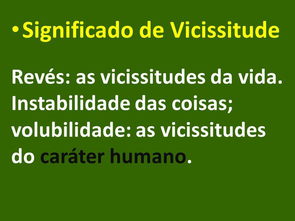 As vicissitudes da vida derivam de uma causa e, pois que Deus é justo, justa há de ser essa causa. Isso o de que cada um deve bem compenetrar-se. (ESE
