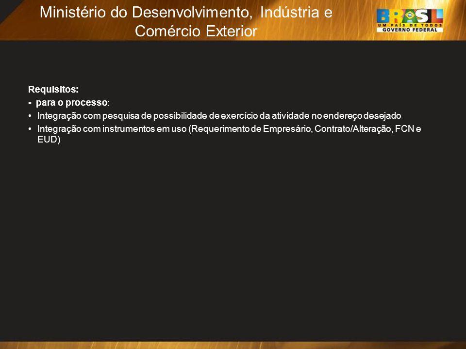 4 Secretaria de Comércio e Serviços Departamento Nacional de Registro do Comércio - DNRC Ministério do Desenvolvimento, Indústria e Comércio Exterior