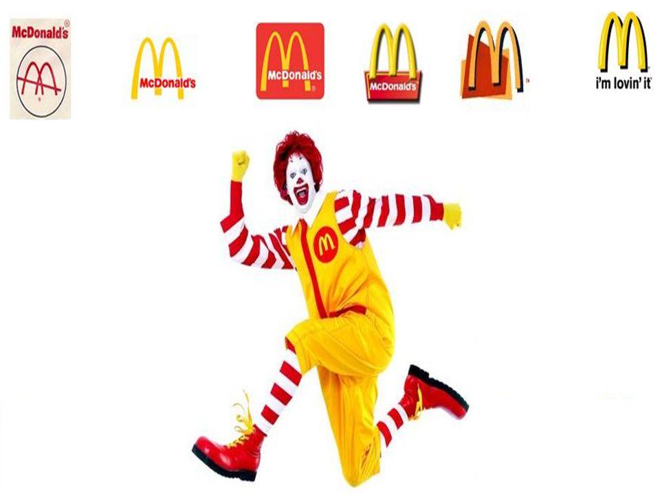 Mc Donalds existe em 120 países, com mais de 30 mil lojas, servem a mais de 50 milhões de clientes por dia.