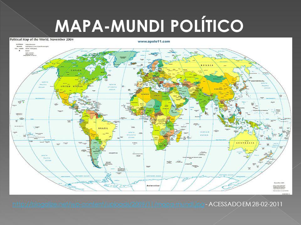 MAPA-MUNDI POLÍTICO http://blogalize.net/wp-content/uploads/2009/11/mapa-mundi.jpghttp://blogalize.net/wp-content/uploads/2009/11/mapa-mundi.jpg - ACE