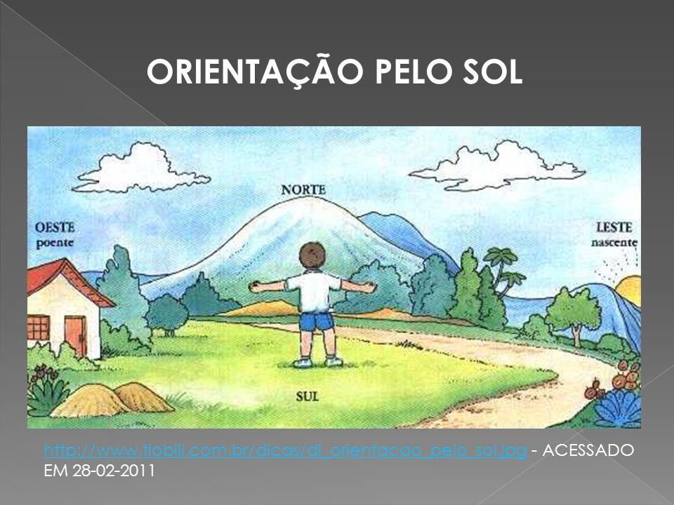 http://www.tiobill.com.br/dicas/di_orientacao_pelo_sol.jpghttp://www.tiobill.com.br/dicas/di_orientacao_pelo_sol.jpg - ACESSADO EM 28-02-2011 ORIENTAÇ