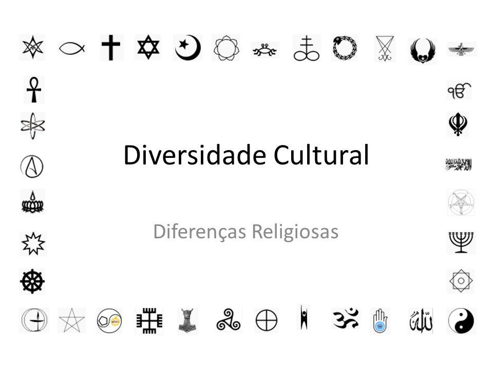 Diversidade Cultural Diferenças Religiosas