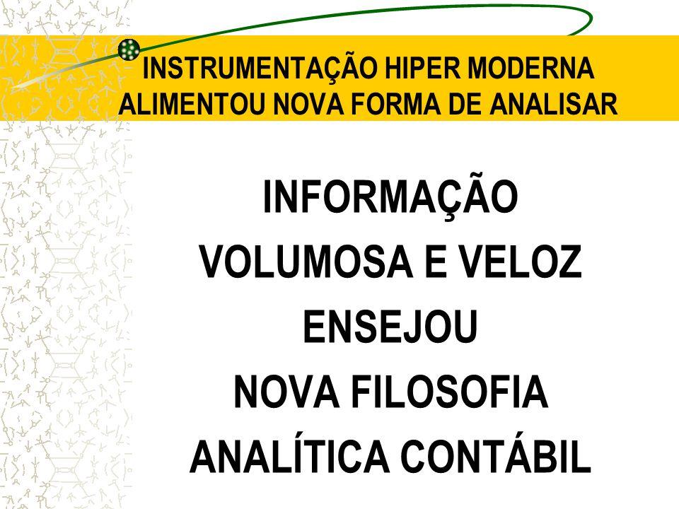 INTERESSE ENVOLVEU VÁRIAS ÁREAS ANÁLISE CONTÁBIL SPEDCRÉDITO GESTÃO BOLSA