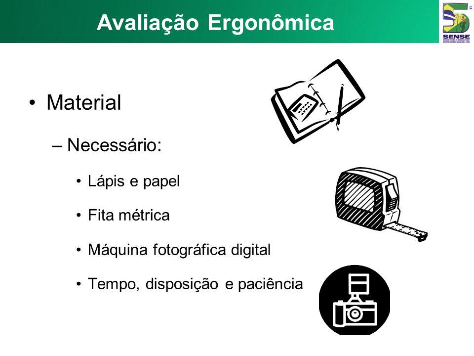 Manual de Aplicação da NR 17 A NR 17 – ERGONOMIA estabelece no seu item 17.1.2: 17.1.2. Para avaliar a adaptação das condições de trabalho às caracter