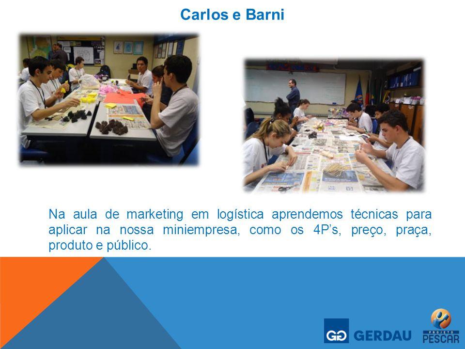 Rodrigo Na aula do voluntário planejamos métodos e atividades para ser aplicado na Miniempresa (Creative Dolls S.A/E).
