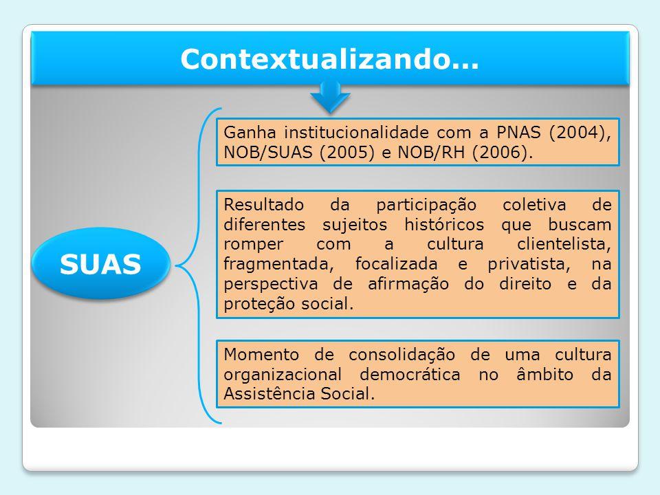 No âmbito da Proteção Social Básica: Desenvolve ações preventivas junto as famílias em situação de vulnerabilidade no território.