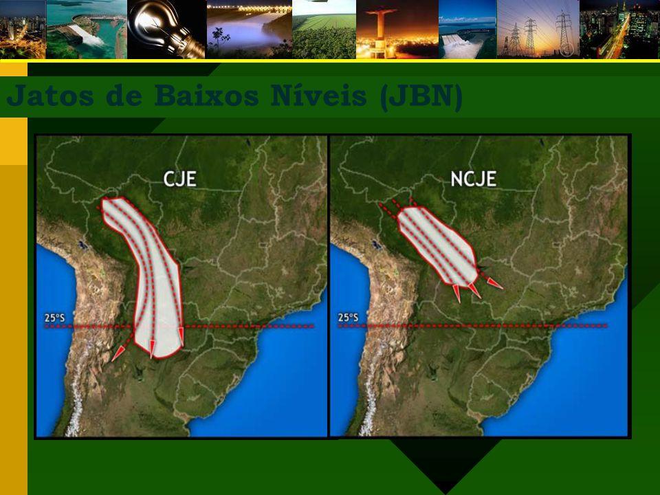 Jatos de Baixos Níveis (JBN) Fonte: Nascimento (2008).