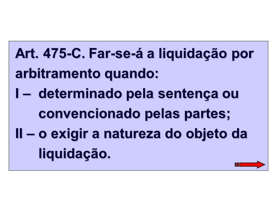 Art.475-C.