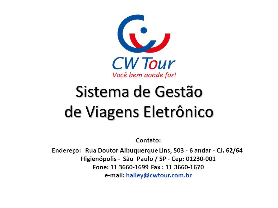 Contato: Endereço: Rua Doutor Albuquerque Lins, 503 - 6 andar - CJ. 62/64 Higienópolis - São Paulo / SP - Cep: 01230-001 Fone: 11 3660-1699 Fax : 11 3