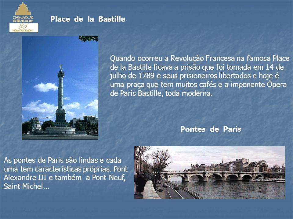 Place de La Concorde Chegando à Concorde, não perca a Grande Roda-Gigante!.
