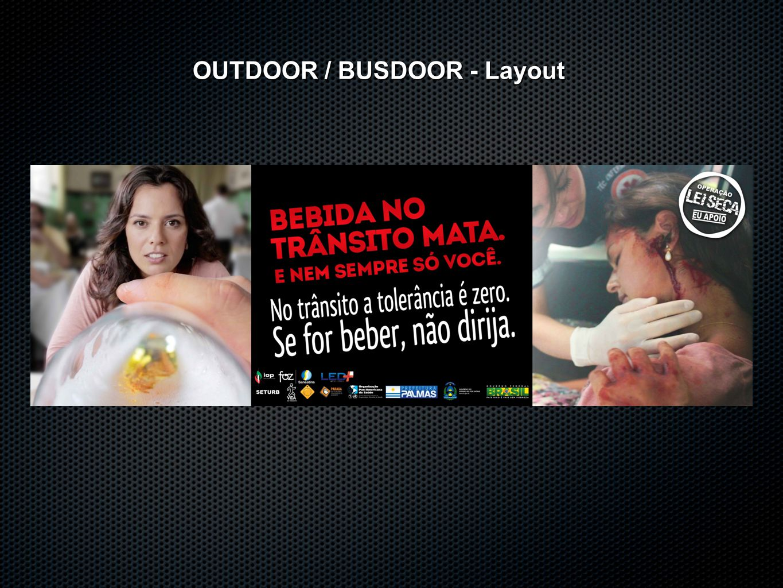 OUTDOOR / BUSDOOR - Layout