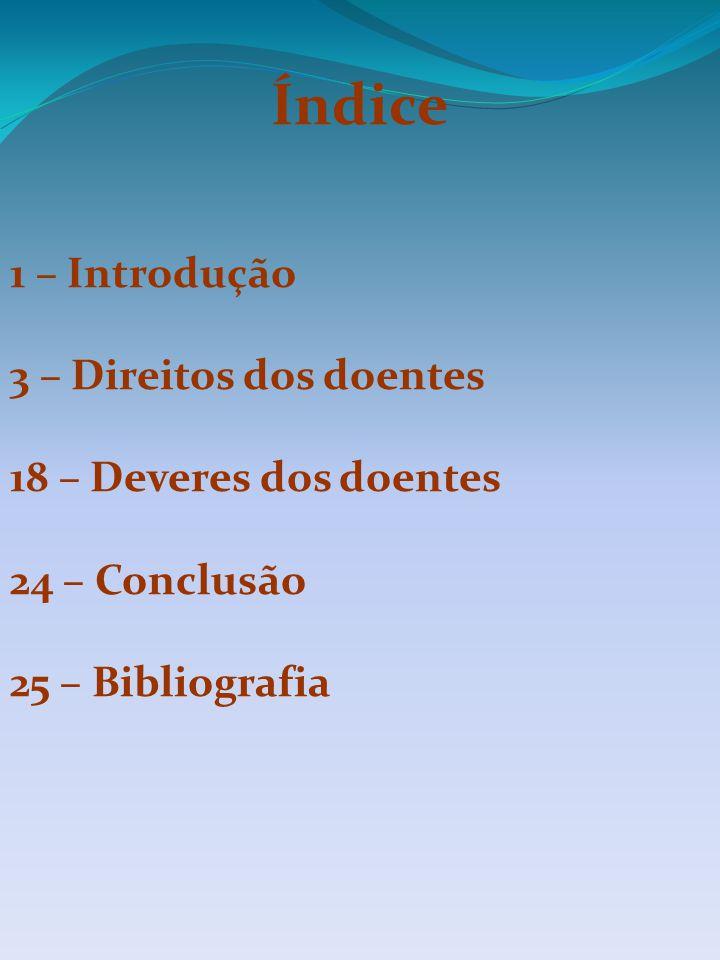 Parte 1 Direitos e deveres do utente do Serviço Nacional de Saúde Trabalho elaborado por: Jacinta Fernandes, Susana Parrano, Francisco Ferreira e Isab