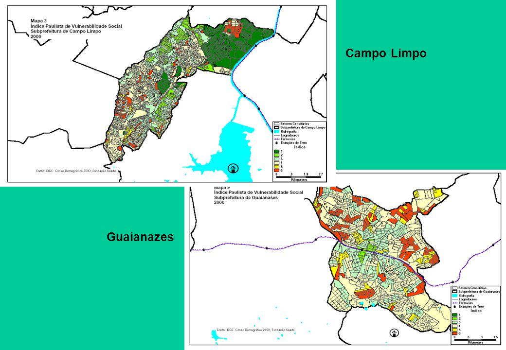 Guaianazes Campo Limpo