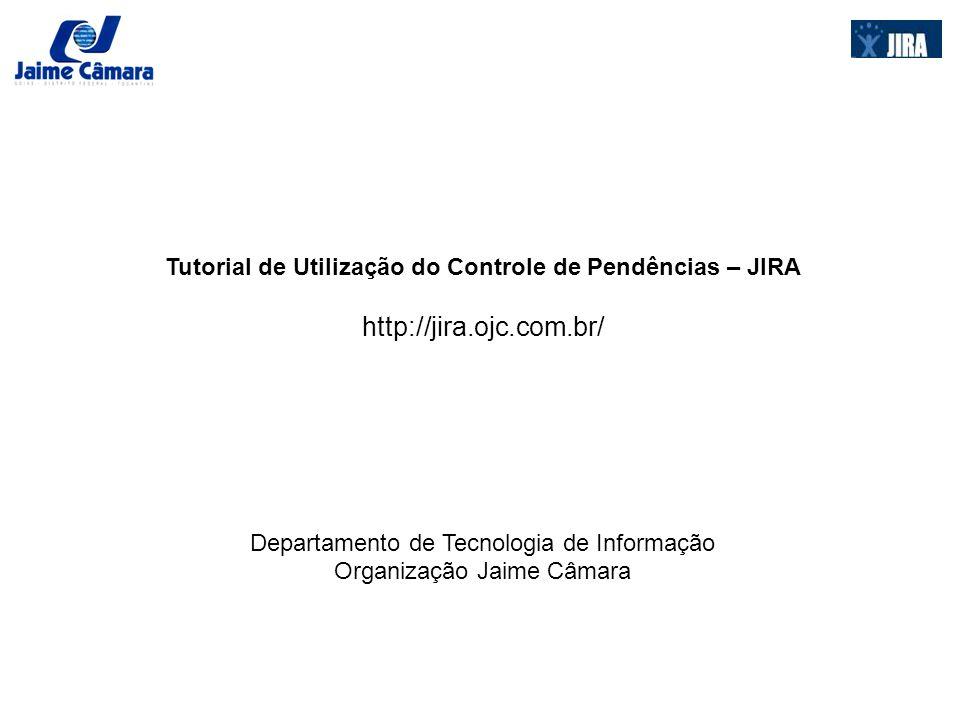Bem vindo(a), Para permitir um melhor controle e acompanhamento de todas as solicitações feitas aos departamentos/projetos da Organização Jaime Câmara foi implementado o sistema de controle de pendências.