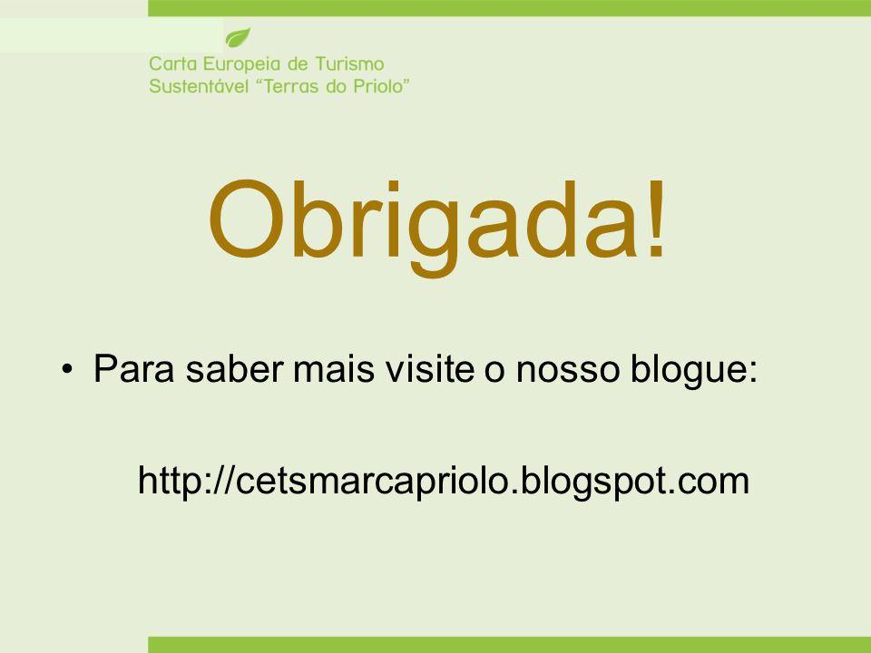Obrigada! Para saber mais visite o nosso blogue: http://cetsmarcapriolo.blogspot.com