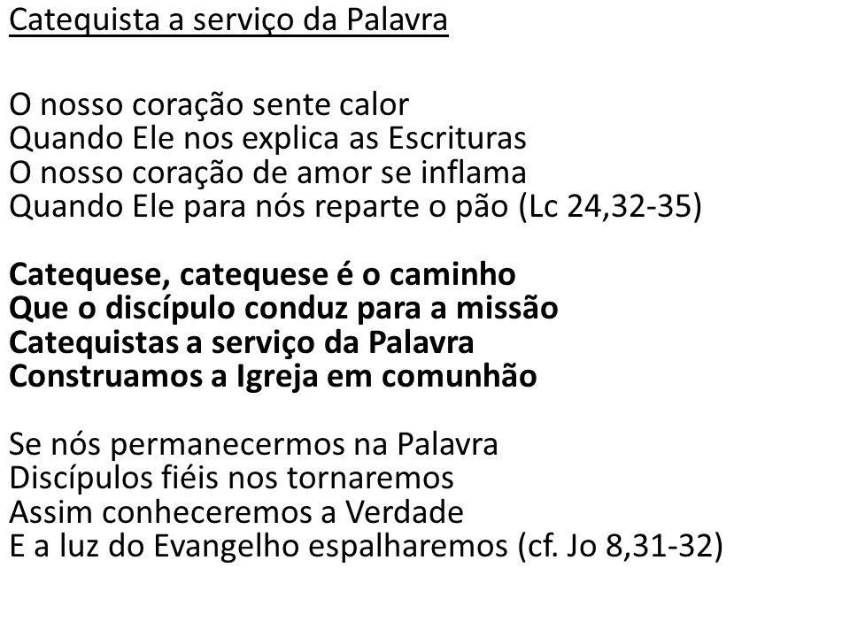 É pela pregação que vem a fé Portanto se calarmos não crerão ( cf.