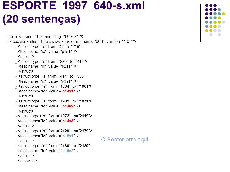 ESPORTE_1997_640-s.xml (20 sentenças) - - - - - - - - O Senter erra aqui