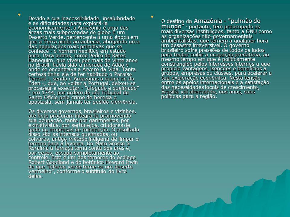 Primeiras Expedições Do abismo viu o profundo/ do profundo o paraíso/ do paraíso viu o mundo/ e do mundo viu o que quis - Gil Vicente, 1539 As primeiras notícias que os espanhóis tiveram da existência de uma imensa região de selvas existentes depois dos Andes, foi- lhes dada pelos próprios nativos em Quito e em Cuzco.