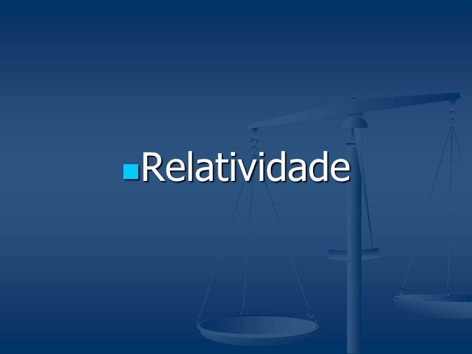 Relatividade Relatividade