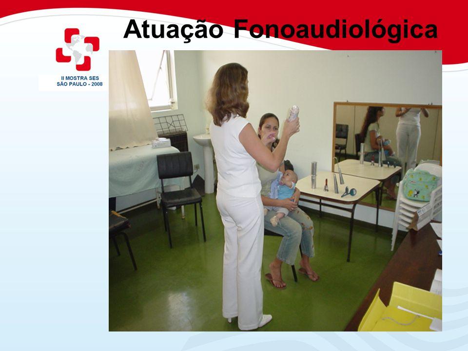 Atuação Fonoaudiológica