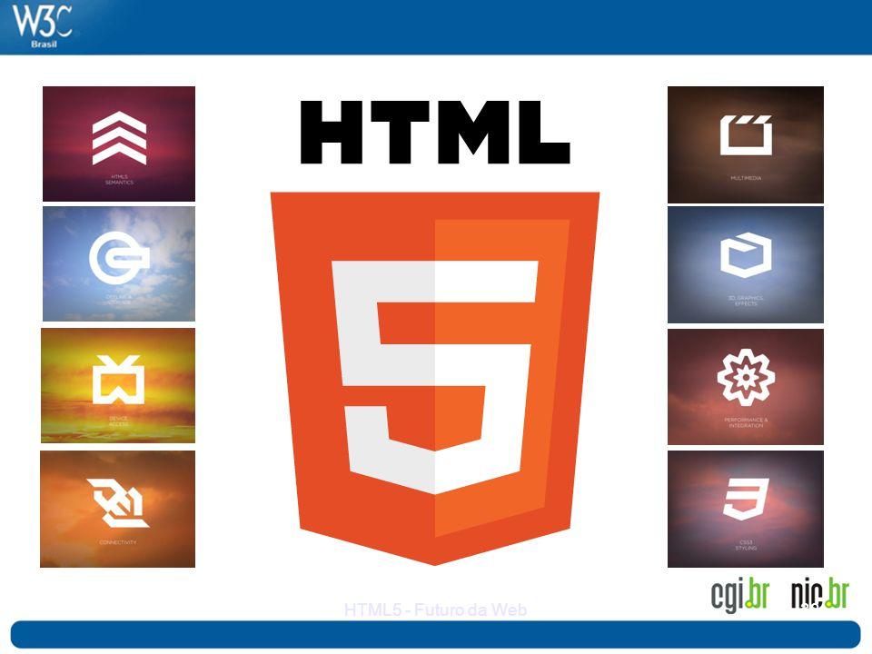 38HTML5 - Futuro da Web