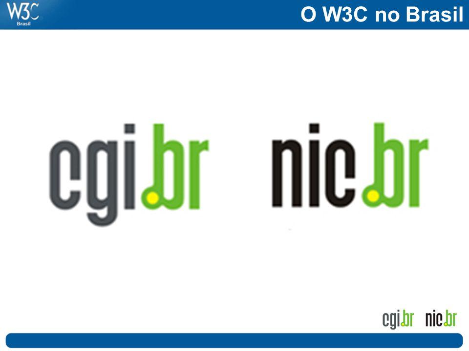 O W3C no Brasil