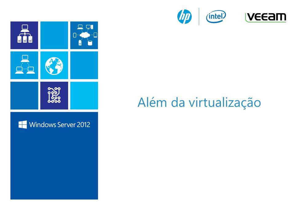 Além da virtualização