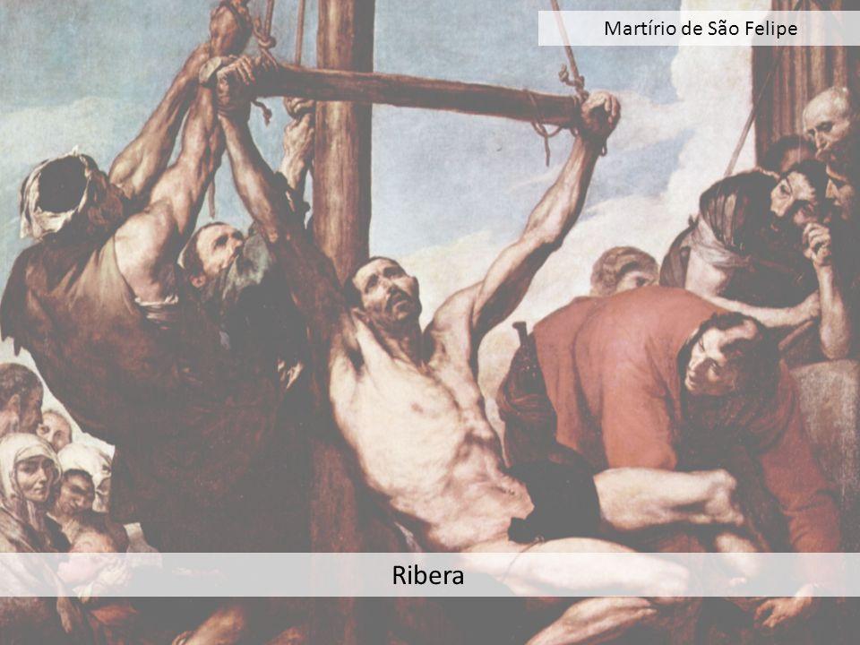 Ribera Martírio de São Felipe