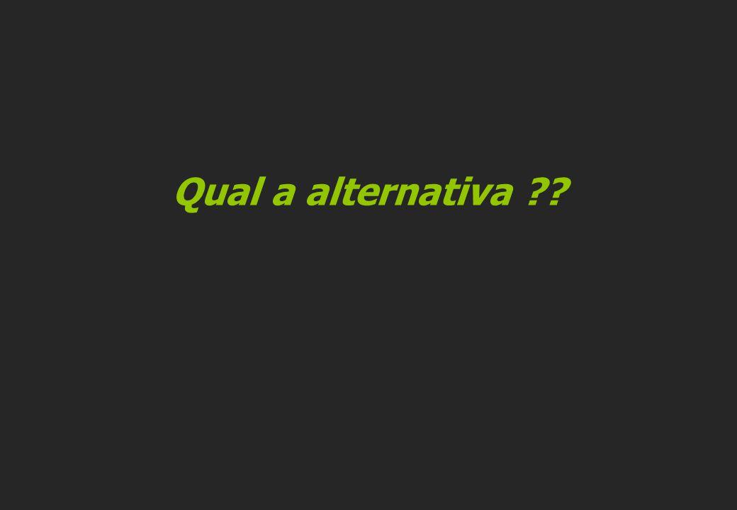 Qual a alternativa ??