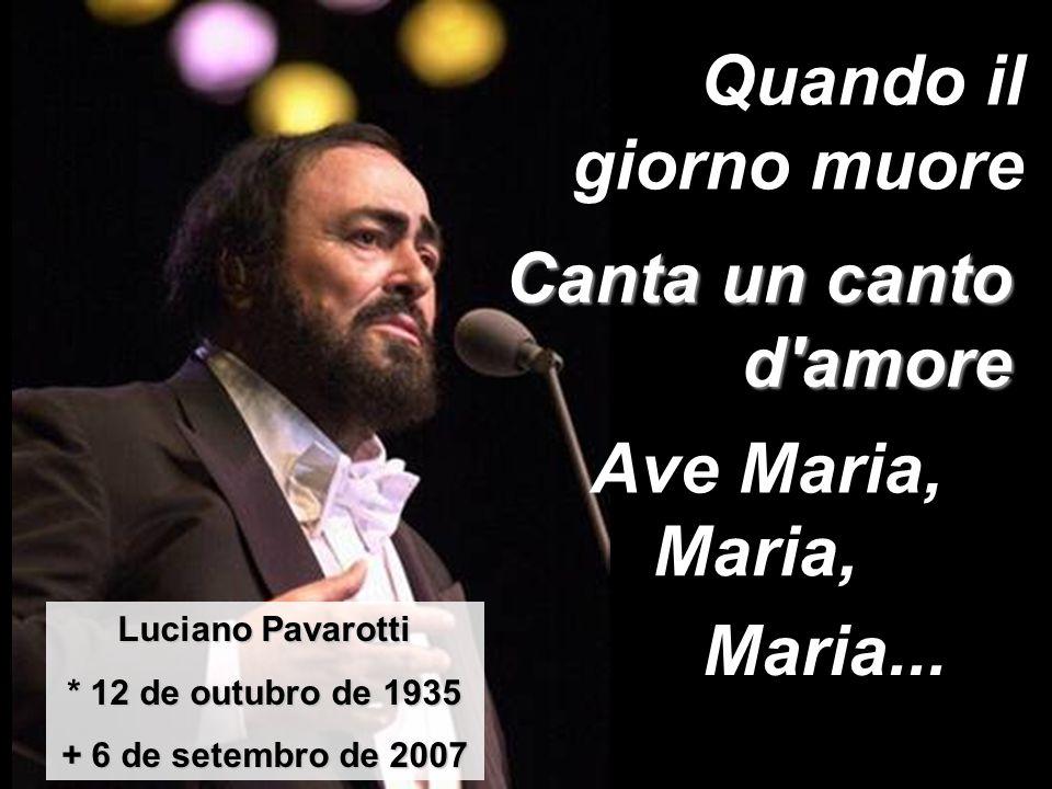 Come un incanto un'armonia Ave Maria