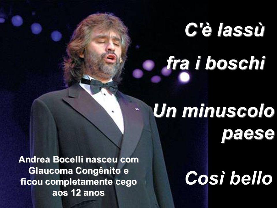 INTERPRETAÇÃO ACOMPANHAMENTO Andrea Bocelli & Luciano Pavarotti