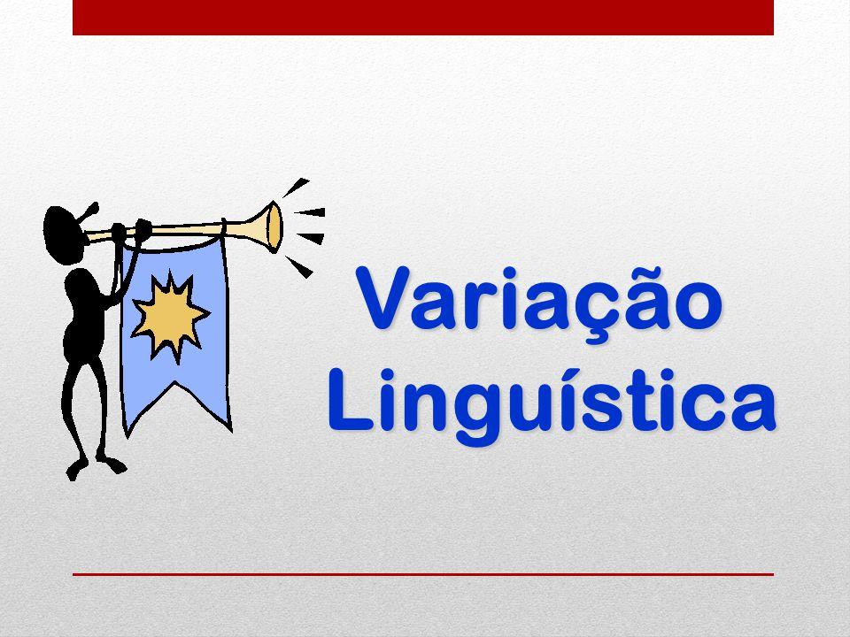 A gíria Linguagem informal utilizada, predominantemente, por jovens.