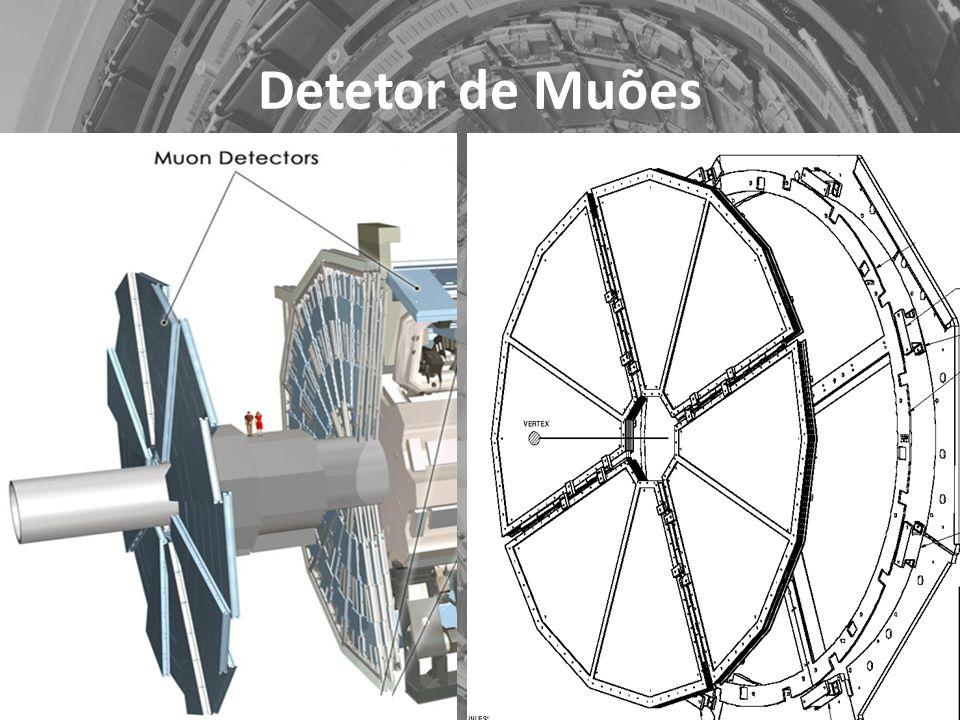 Detetor de Muões