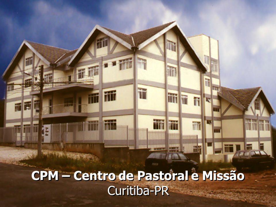 CPM – Centro de Pastoral e Missão Curitiba-PR