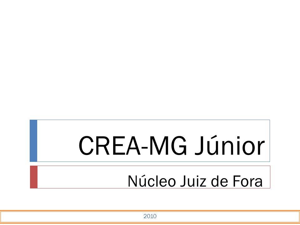 2010 CREA-MG Júnior Núcleo Juiz de Fora
