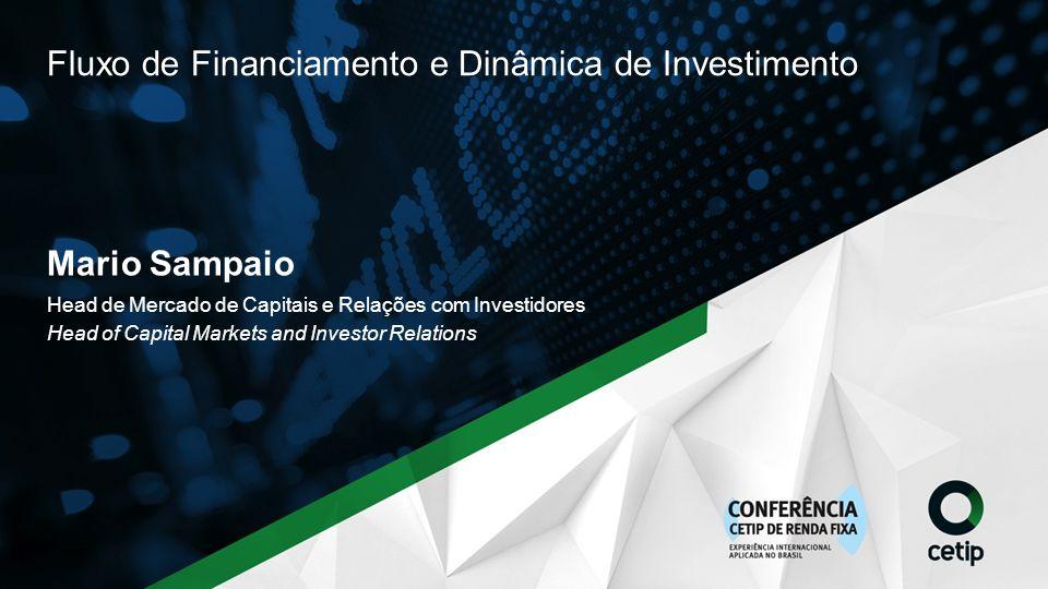 Modelo de Financiamento RECEITA Retorno (Wacc)