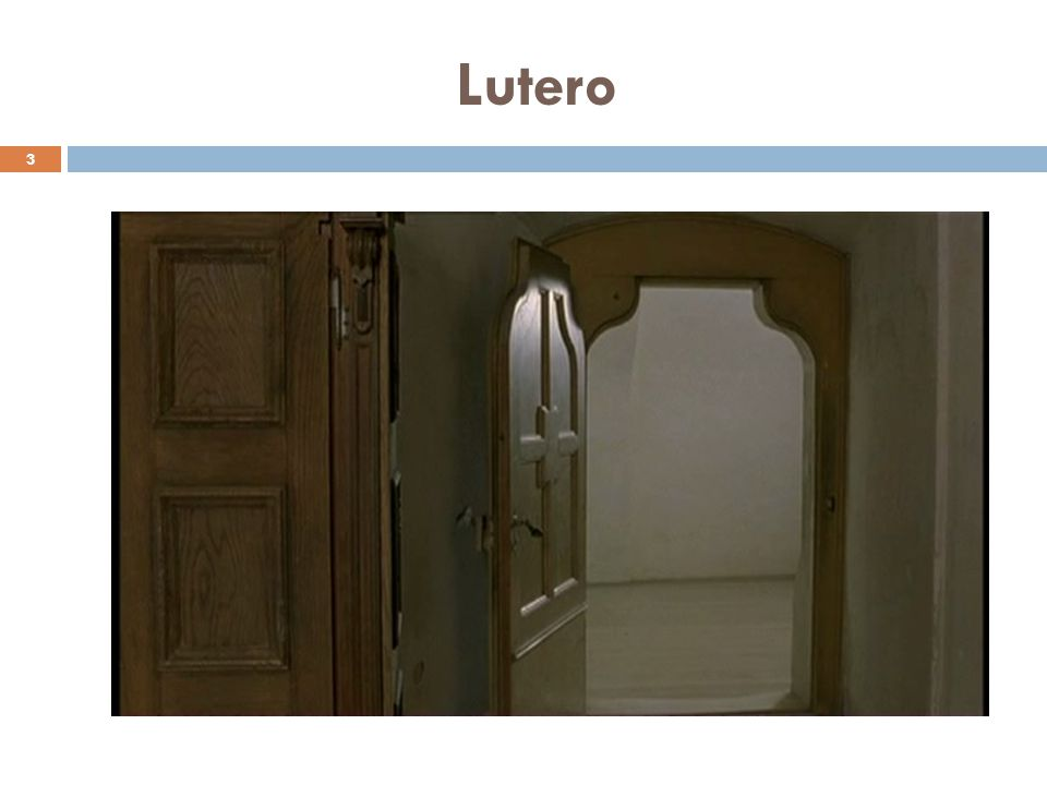 Lutero 3