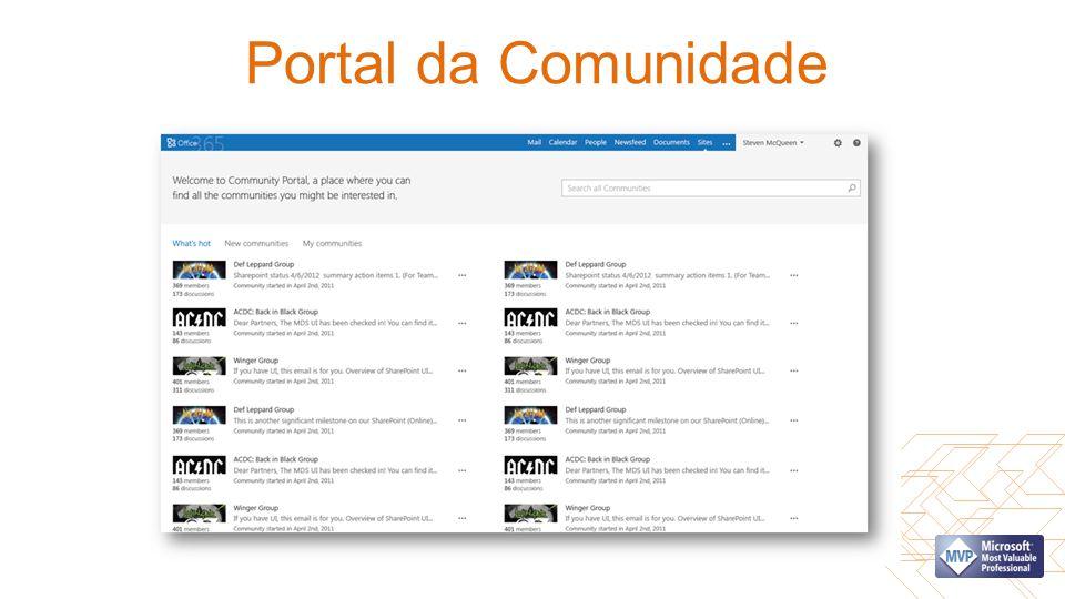Portal da Comunidade
