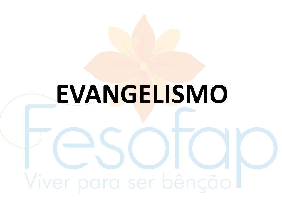 Anunciar a salvação é um mandamento divino Ide por todo o mundo e pregai o evangelho a toda a criatura.