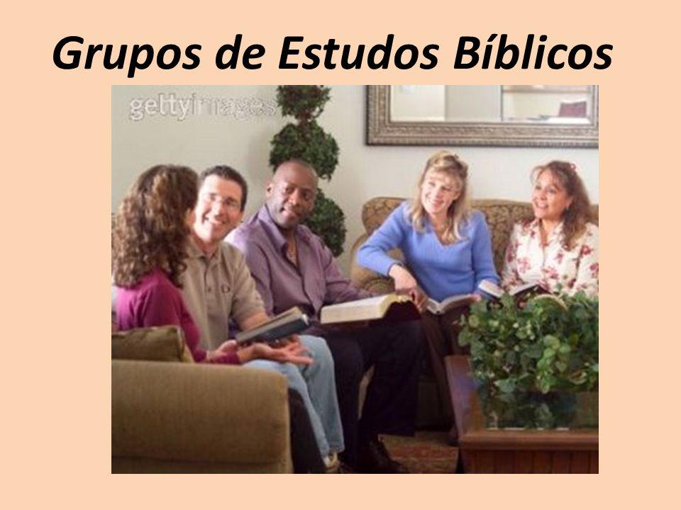 Grupos de Estudos Bíblicos