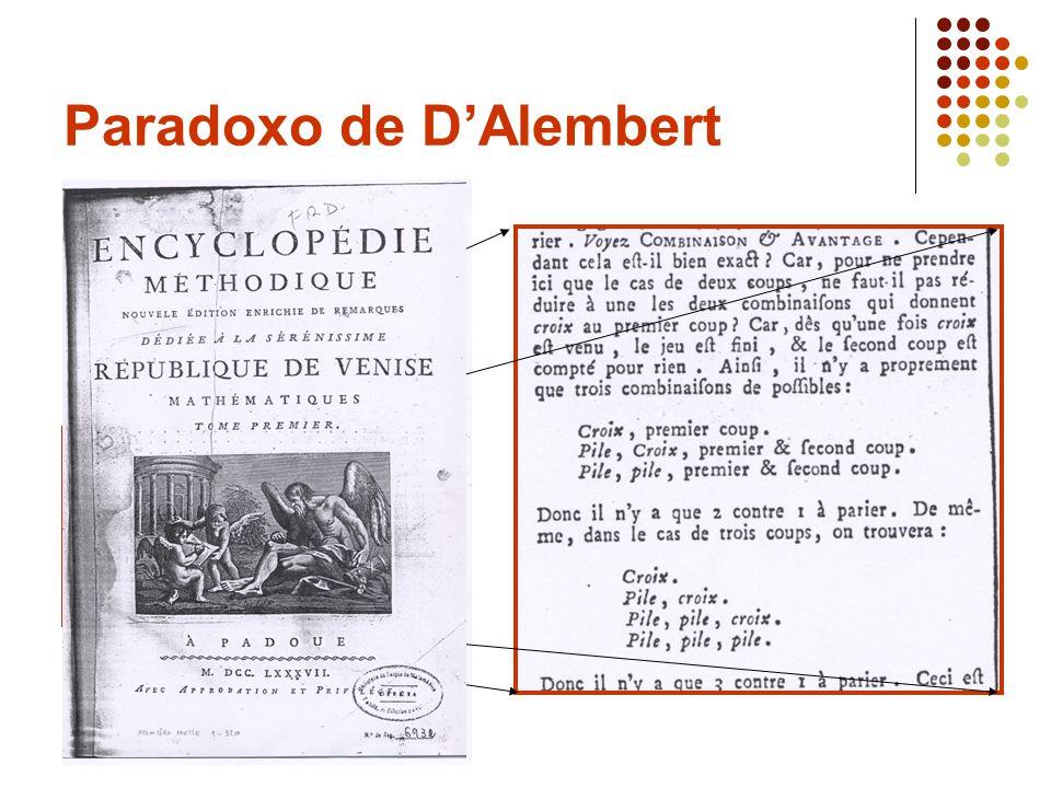 Paradoxo de DAlembert