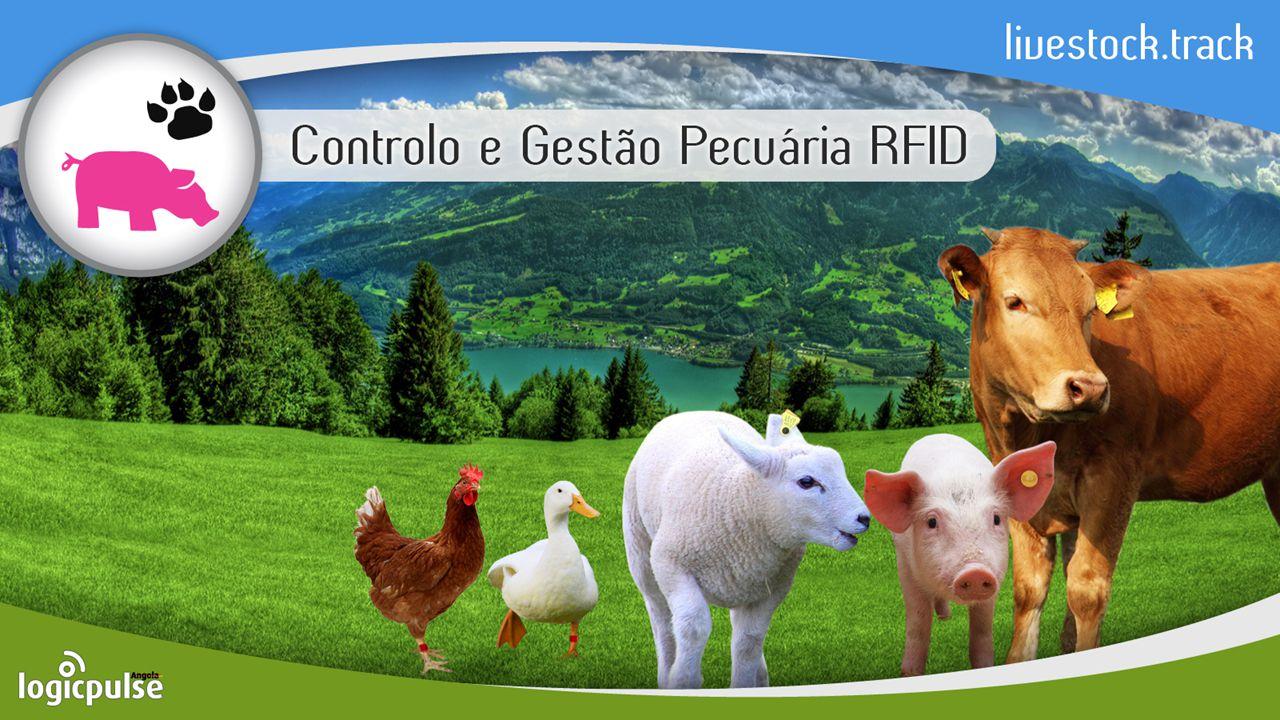3 HARDWARE/ACESSÓRIOS livestock.track Controlo e Gestão Pecuária RFID Este sistema de Leitores estacionários permitem uma identificação automática e permanente ou uma maior gama de Leitura.