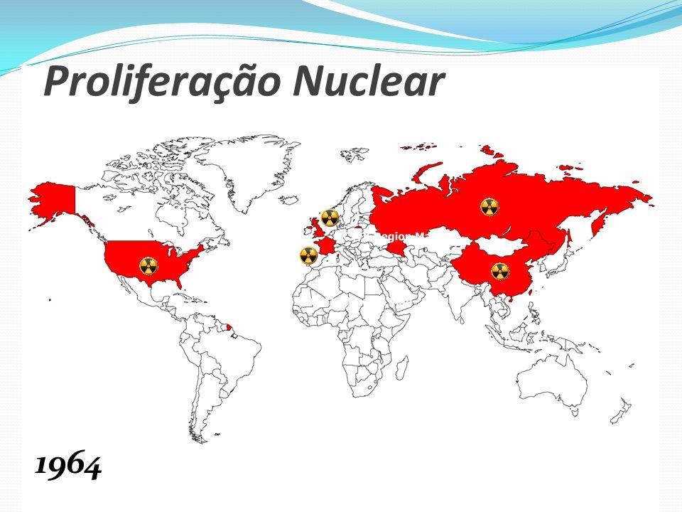 Proliferação Nuclear 1964