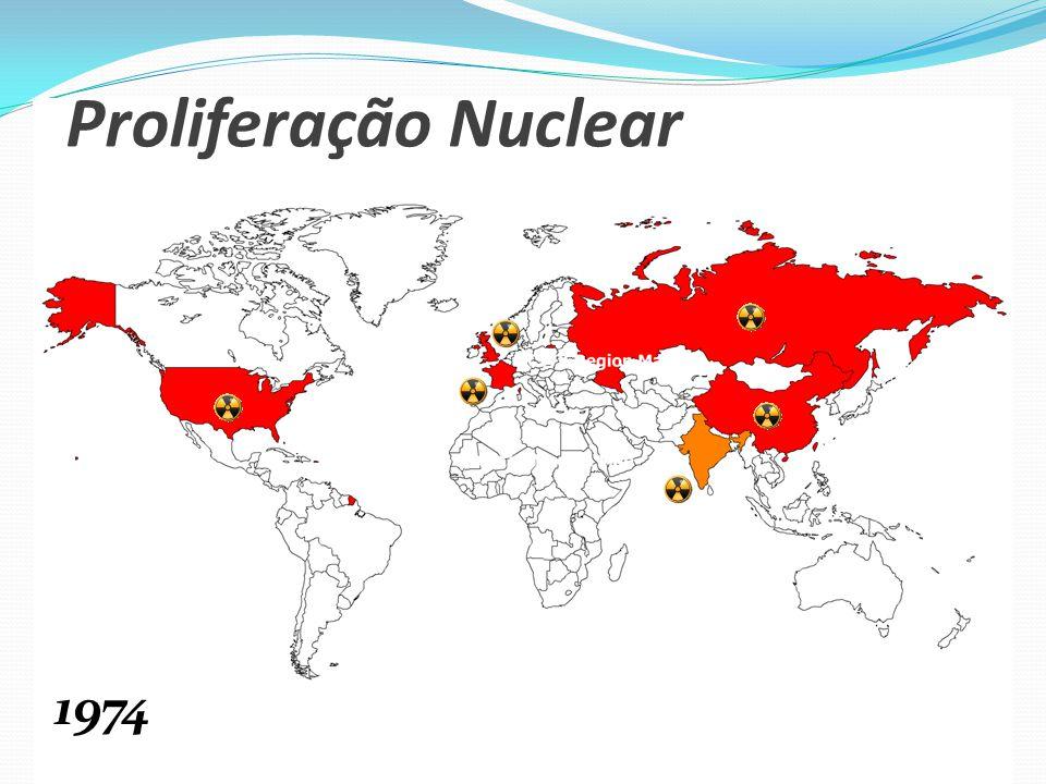 Proliferação Nuclear 1974