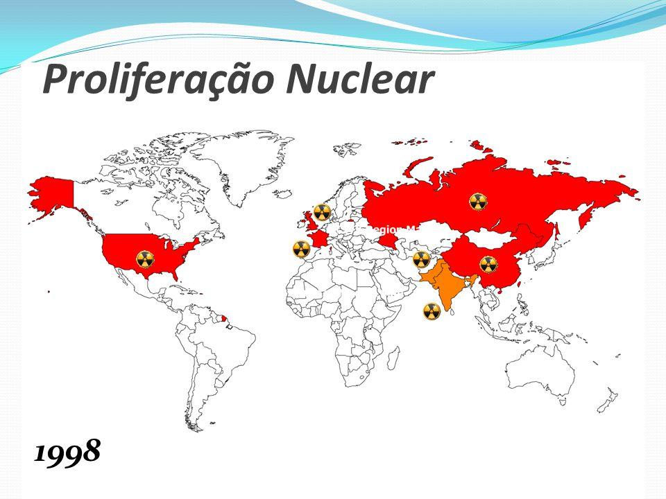 Proliferação Nuclear 1998
